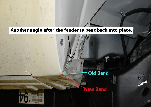 NorCal Fender Mod for 2007.5 - 2013 Chevy/GM Trucks