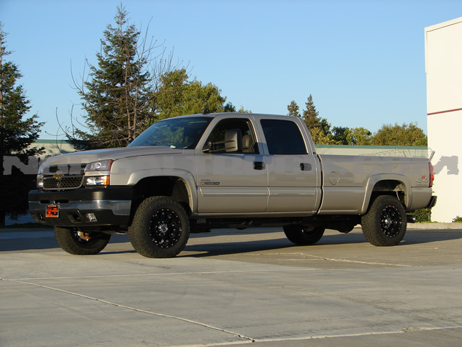 Cognito Leveling Kit / Packages - Chevy and GMC Duramax