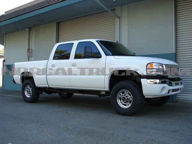 Cognito Leveling Kit / Packages - Chevy and GMC Duramax ...